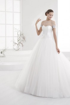 Robe de mariée Look 40 par Nicole Spose collection Aurora 2018