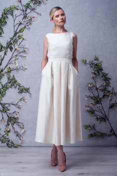 Robe de mariée Audrey par Faith Cauvain collection 2018