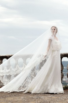 Robe de mariée Lucina  par Alberta Ferretti Forever collection 2016