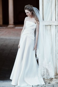 Robe de mariée Leto  par Alberta Ferretti Forever collection 2016