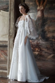 Robe de mariée Tiche  par Alberta Ferretti Forever collection 2016