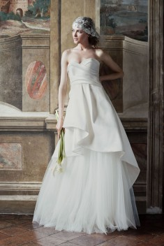 Robe de mariée Diana par Alberta Ferretti Forever collection 2016