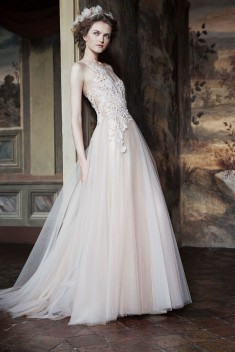 Robe de mariée Venere  par Alberta Ferretti Forever collection 2016