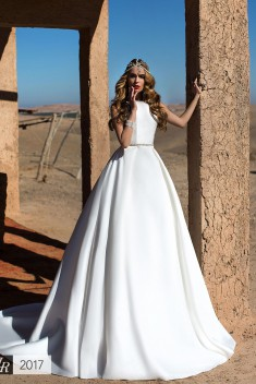 Robe de mariée Amira par Lorenzo Rossi collection Desert Mistress 2017