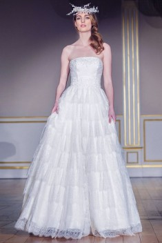Robe de mariée Angel  par Ana Quasoar collection 2016