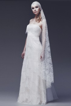 Robe de mariée Daphné par Ana Quasoar collection 2016