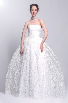 Robe de mariée Gabrielle  par Ana Quasoar collection 2016