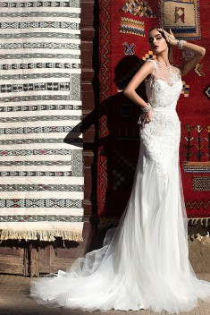 Robe de mariée Anisa par Lorenzo Rossi collection Desert Mistress 2017