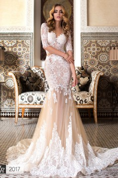 Robe de mariée Anita par Lorenzo Rossi collection Desert Mistress 2017