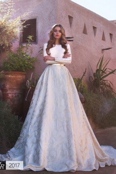 Robe de mariée Asia par Lorenzo Rossi collection Desert Mistress 2017