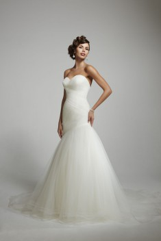 Robe de mariée Aspen par Matthew Christopher collection Matty 2016