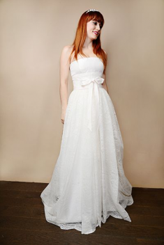 Robe de mariée Héloise  par Atelier d'Organse  collection 2015
