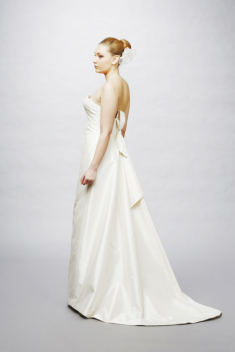 Robe de mariée Hiromi  par Atelier d'Organse  collection 2015