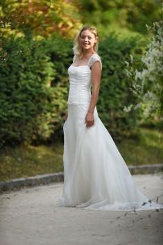 Robe de mariée Aude par Catherine Varnier collection 2017
