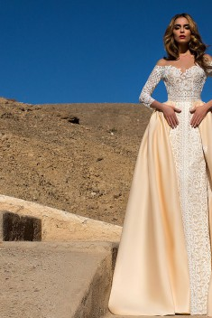 Robe de mariée Azalia par Lorenzo Rossi collection Desert Mistress 2017