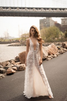 Robe de mariée Look 13 par Berta collection 2018