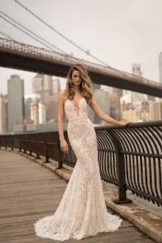 Robe de mariée Look 12 par Berta collection 2018