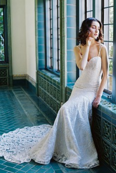 Robe de mariée Lotus par Sareh Nouri collection Bridal Spring 2017