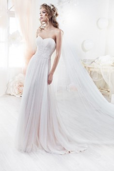 Robe de mariée Look 6 par Nicole Spose collection Colet 2018