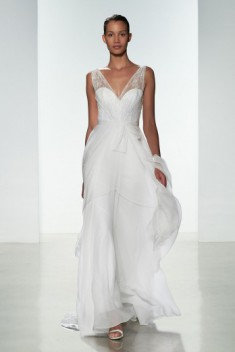Robe de mariée Agatha  par Christos collection 2016