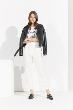 Pantalon Panama par Claudie Pierlot collection Il a dit oui 2017
