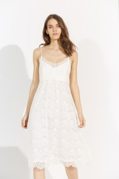 Robe de mariée Rieuse par Claudie Pierlot collection Il a dit oui 2017
