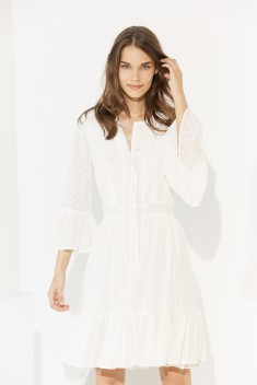 Robe de mariée Reverie par Claudie Pierlot collection Il a dit oui 2017
