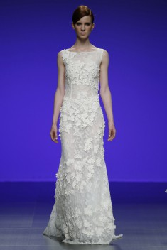 Robe de mariée Airelle par Cymbeline collection 2016