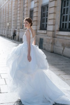 Robe de mariée Jim par David Purves collection Family 2018