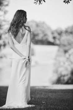 Robe de mariée Jonah par Delphine Manivet collection 2016