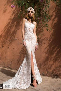 Robe de mariée Djamia par Lorenzo Rossi collection Desert Mistress 2017