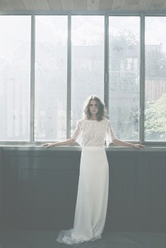 Robe de mariée Glimpse par Donatelle Godart collection 2016