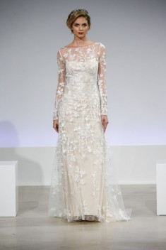 Robe de mariée Eaton par Anne Barge collection Fall 2017