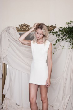 Robe de mariée Capri par Etienne Jeanson collection 2016