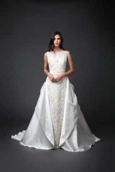 Robe de mariée Felina par Couture nuptiale collection 2018