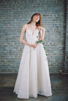 Robe de mariée Hamilton par Truvelle collection 2017