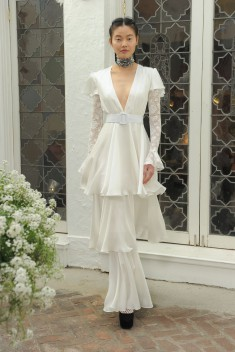 Robe de mariée Marina par Houghton collection 2017