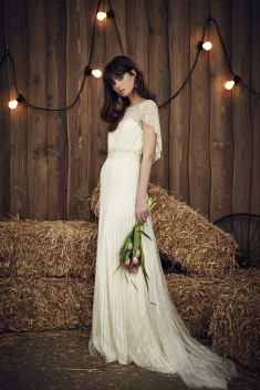 Robe de mariée DOLLY par Jenny Packhman collection Bridal Collection 2017
