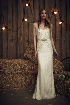 Robe de mariée LYRA par Jenny Packhman collection Bridal Collection 2017