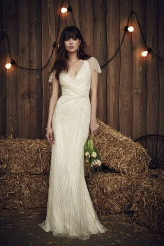Robe de mariée DOTTIE par Jenny Packhman collection Bridal Collection 2017