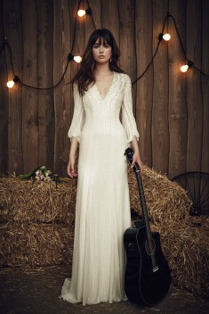 Robe de mariée LARA par Jenny Packhman collection Bridal Collection 2017