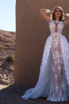 Robe de mariée Jady par Lorenzo Rossi collection Desert Mistress 2017