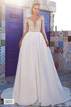 Robe de mariée Jana par Lorenzo Rossi collection Desert Mistress 2017