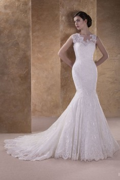 Robe de mariée Iris par Jarice collection Pure 2017