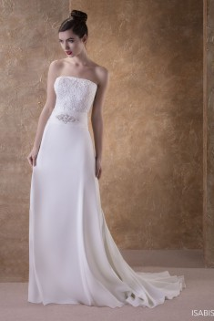Robe de mariée Isabis par Jarice collection Pure 2017