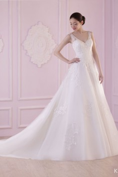 Robe de mariée Kelly  par Jarice collection Elegance 2017
