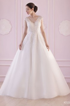 Robe de mariée Kissme par Jarice collection Elegance 2017