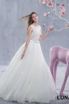 Robe de mariée Luna par Jarice collection Glamour 2017
