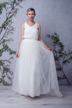 Robe de mariée Judith par Faith Cauvain collection 2018