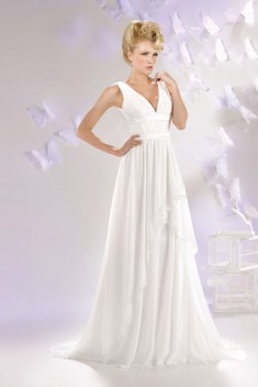 Robe de mariée 165-12 par Just For You collection 2016